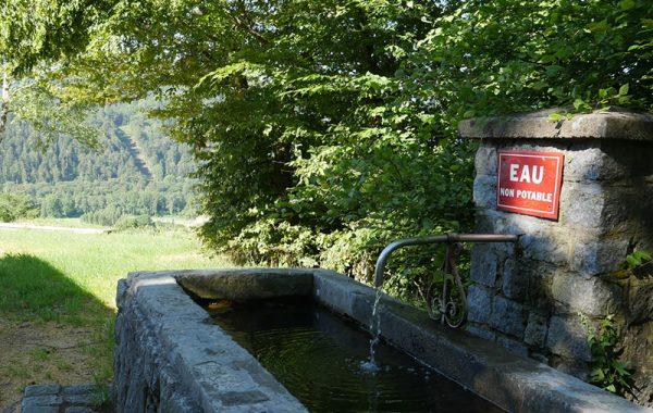 La fontaine du bûcher
