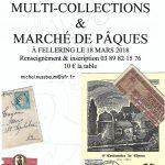 Bourse Multi-Collections et Marché de Pâques